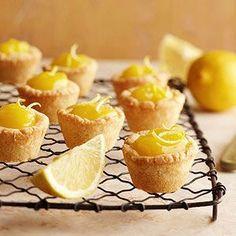 Lemon Curd Tassies