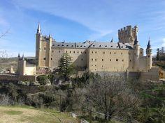 Vistas Alcazar de Segovia