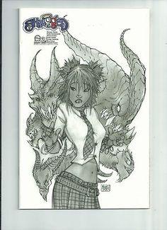SHRUGGED #2 Great 1/20 sketch VARIANT by Michael Turner! ~NM~ http://r.ebay.com/12XxAo