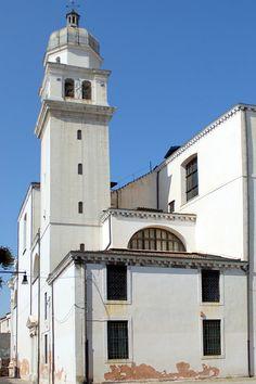 Iglesia del Angel Rafael, Venecia Italia