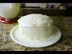 How to Make Cream Cheese Frosting-Use ingredients from video. It call for unsalted butter.