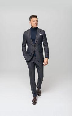Formal Smart Casual, Smart Casual Men, Smart Casual Outfit, Mens Fashion Semi Formal, Men Formal, Winter Trends, Mens Fashion Suits, Mens Suits, Business Casual Attire