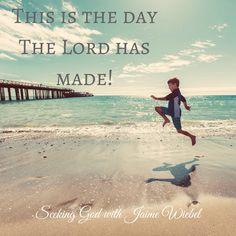 Seeking God With Jaime Wiebel