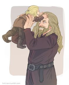 Fili and his father