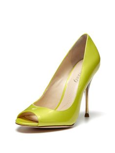 Delilah Peep-Toe Pump by Boutique 9 at Gilt