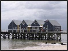 Busselton Jetty, Western Australia...