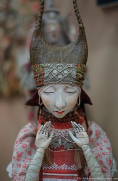 "Love the expression , the serenity of this doll. PInner says: Максим - ""Салон авторских кукол"""