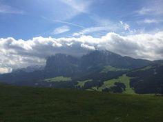 #ECOHOTELS #SWD #GREEN2STAY Tirler - Dolomites Living Hotel, Seiser Alm / Alpe di Siusi  Buona giornata e carissimi saluti dall'Alpe di Siusi!!! Cosa ne dite: rimane il Sole o arriva la pioggia?  Wünschen allen einen schönen Tag und liebe Grüße von der Seiser Alm!!! Was glaubt ihr: bleibt die Sonne oder kommt der Regen?... See More -  http://green2stayecotourism.webs.com/europe-eco-hotels