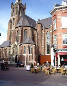 Roermond in the Netherlands Europe
