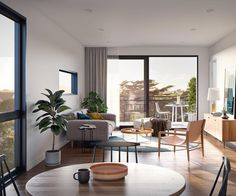 A new development in Onehunga is using gorgeous, green spaces and considered, contemporary living to bring a sense of community to the area