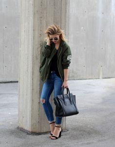 Bomber jacket « CzechChicks