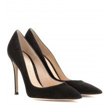 #gianvitorossi - mytheresa.com exclusive suede pumps