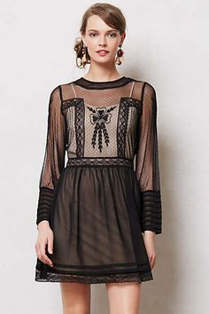 Anthropologie - Hedy Lace Dress