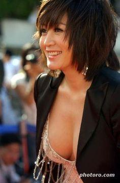 Korean Woman Kim Hye Soo-love hair
