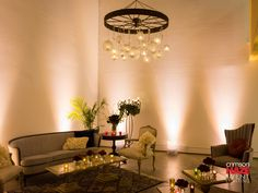 Canvas Open House @Crimson Haze Event Lighting