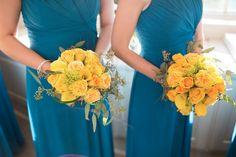 AK Brides - Wedding Planning Services/gorgeous bridesmaids bouquets - David Shirk/Unplugged photography