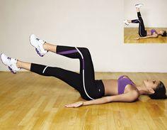 Bumbum e pernas lisinhos: exercícios para acabar com a celulite   Treino localizado