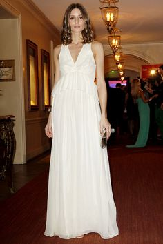Your Way Style: Olivia Palermo de Tibi en los Spa Awards 2012.