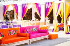 Outdoor Mehndi Party : Amazing mehndi party ideas for the perfect night