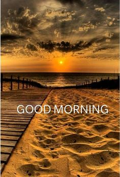 Good Morning With sand & sun#goodmorningflowers#goodmorningimageshd#happymorning#goodMorningquote