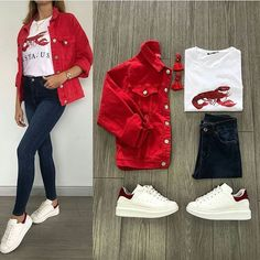 Cute Outfits With Leggings, Cute Outfits For Kids, Pretty Outfits, Jean Outfits, Stylish Outfits, Skirt Outfits, Casual Jeans, Jeans Style, Hijab Fashion