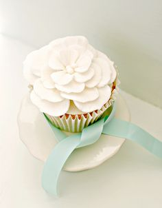 White elegance by Icing Bliss, via Flickr
