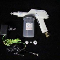 Redline EZ50 Powder Coating Gun - The best mid-range powder coating gun: http://www.powdercoatguide.com/2012/11/getting-into-powder-coating-equipment.html#.V9-UXK21iW9