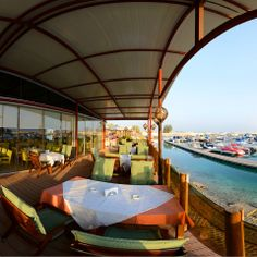 Beautiful place Marina Al Bateen, Abu Dhabi. Visit http://go2emirates.ae for more info. #uae #restaurant #food #foodie #foodforthought #cafe #cafes #hangouts #hangout #uaefood #abudhabi #dubai