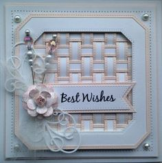 NEW CREATIVE EXPRESSIONS Craft Dies Sue Wilson THE WEAVING DIES COLLECTION #CreativeExpressions
