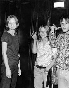 "Manson Girls and Steve ""Clem"" Grogan"