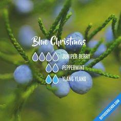 Blue Christmas - Essential Oil Diffuser Blend