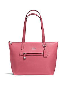 68a45179e COACH Taylor Tote in Pebble Leather New Handbags, Purses And Handbags,  Pebbled Leather,