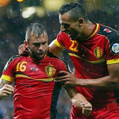 Group H: Belgium, Russia expect to progress (FIFA)
