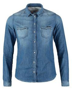 Pepe Jeans ROSETTA Blouse blue denim
