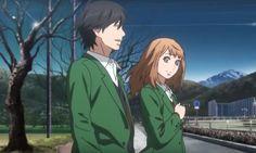 Nuevo tráiler de la película de Orange -Mirai-