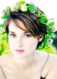 Shailene Woodley - she is so beautiful! :o :')