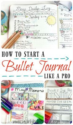 How to start a bullet journal like a pro. Tips to set up monthly spreads and weekly spreads. Things to track. How to design a life planner for you. Create a time management system that works for you.