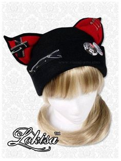 Neko hat... no words can describe how much i want this freakin hat....!