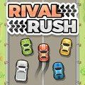 cool Rival Rush  In this racing game, it's all about your skills - navigate your way through heavy traffic at full speed and avoid accidents at all costs! ... https://gameskye.com/rival-rush/