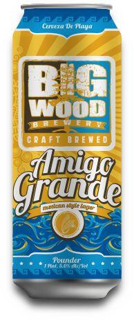 Minnesota Craft Beer / www.bigwoodbrewery / BREWS