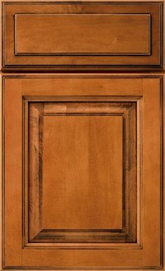 Herrington Door Style | Quality Kitchen & Bath Cabinets | Kemper  Colour: Whiskey Black