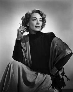 Vintage Glamour Girls: Joan Crawford