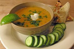 Cooking 4 the Week: Indian Style Red Lentil Soup