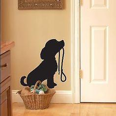 Puppy Dog with Lead Wall Sticker - https://www.fruugo.co.uk/puppy-dog-with-lead-wall-sticker/p-4099564