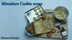 Hi guys! I made another miniature baking scene, this time cookies. In this video we're making miniature eggs, shells and a cracked egg. I got a request for e...