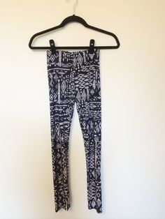 Aztec print leggings only $18 in store at  Kali Rose Boutique