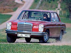 Mercedes-Benz W114 | Flickr - Photo Sharing!