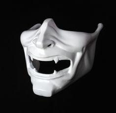 Japanese Samurai Warrior Mask   face mask japanese japan armor Kabuto menpo samurai Repin & Like. Check #NoelitoFlow #Noel Music http://www.twitter.com/noelitoflow http://www.instagram.com/rockstarking http://www.facebook.com/thisisflow