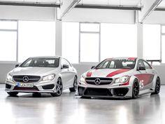 2013 Mercedes-Benz CLA-Klasse 45 AMG Racing Series Concept