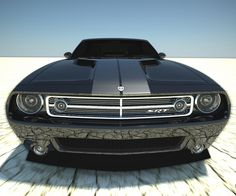 Challenger SRT.